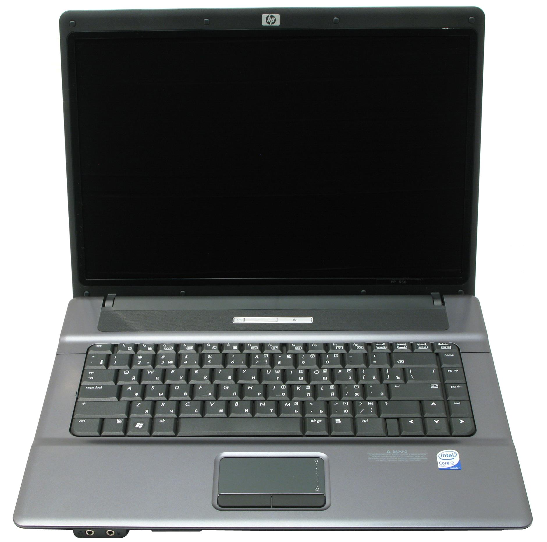 Synaptics TouchPad Driver HP 550