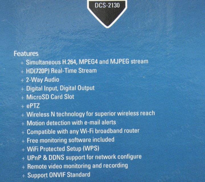 Интернет-камера D-Link DCS-7513/A1A 2 Мп внешняя сетевая Full HD-камера день/ночь с ИК-подсветкой до 30 м PoE вариофокальным моторизованным объекти