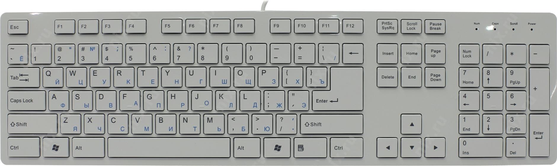 раскладка клавиатуры на фотографии несколько