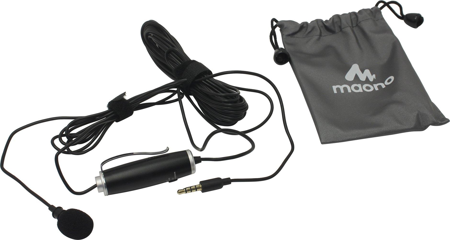 Микрофон MAONO AU-101 — купить, цена и характеристики, отзывы