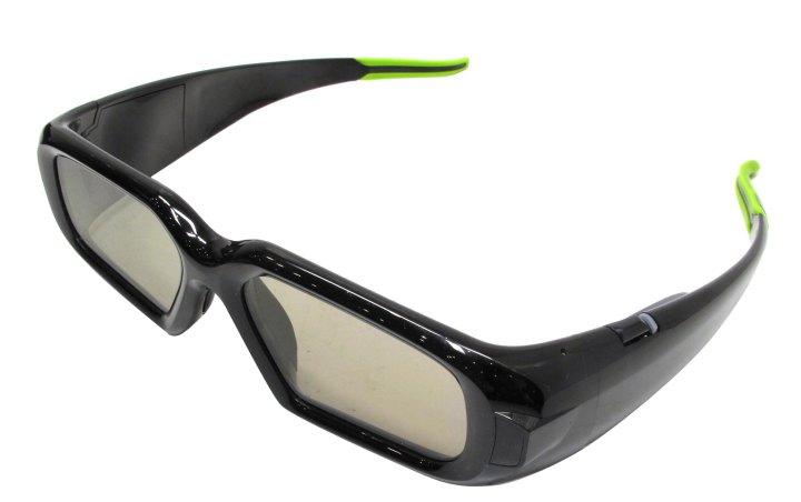 NVIDIA 3D Vision Kit, вид основной