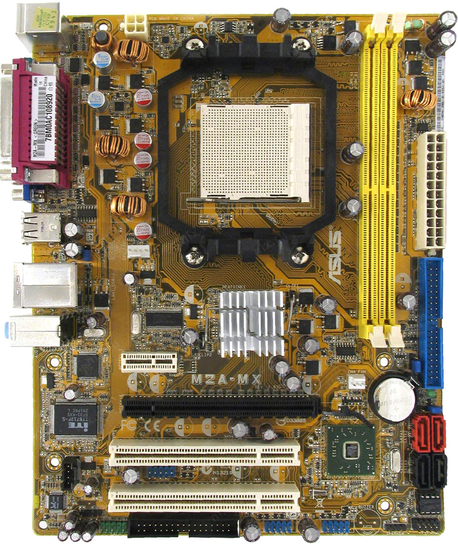 Asus M2A-MX AMD Chipset Driver for Windows