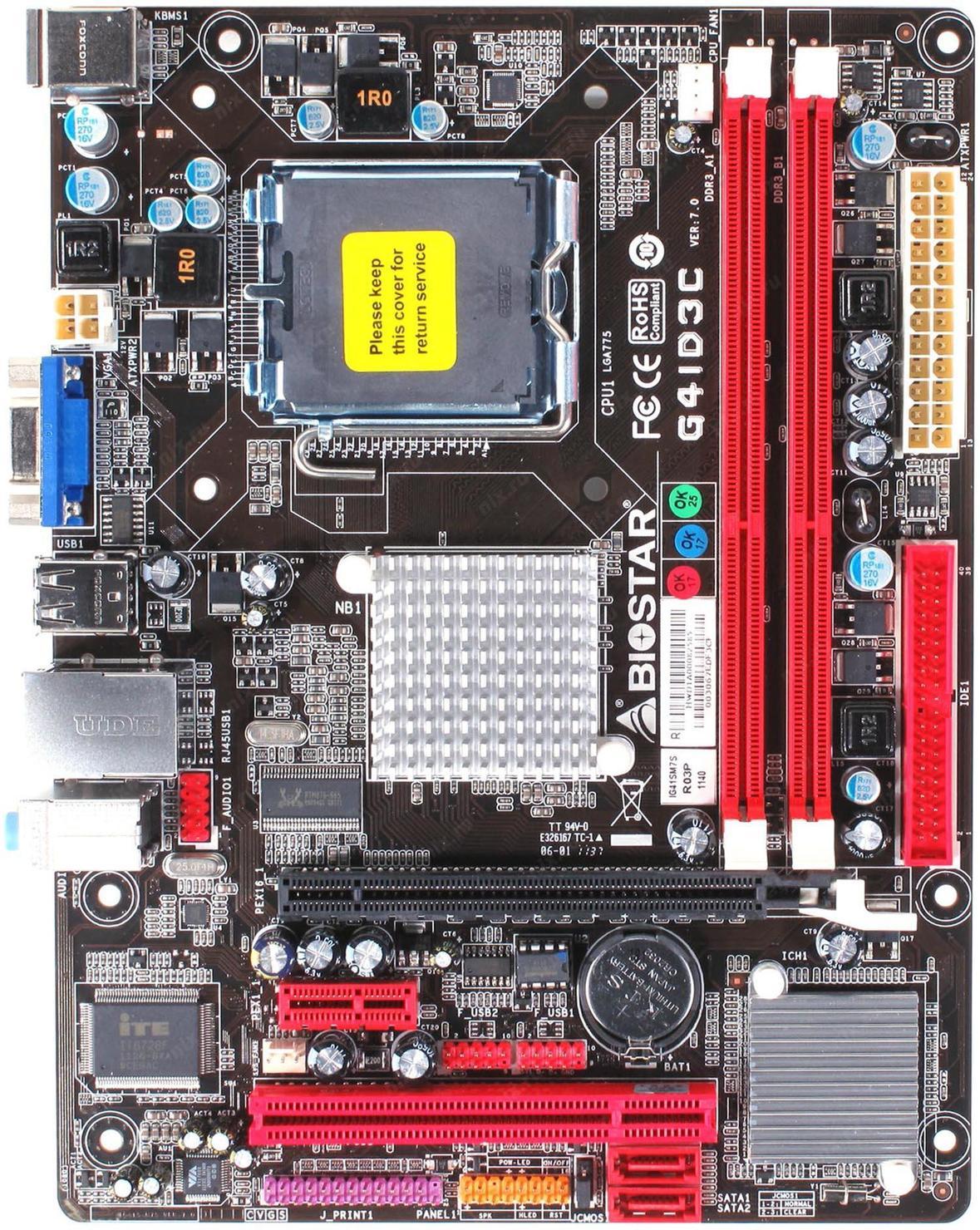 G41D3C Ver  7 x