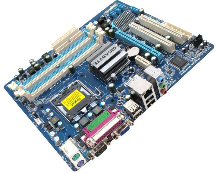 gigabyte g41m-combo трещит звук