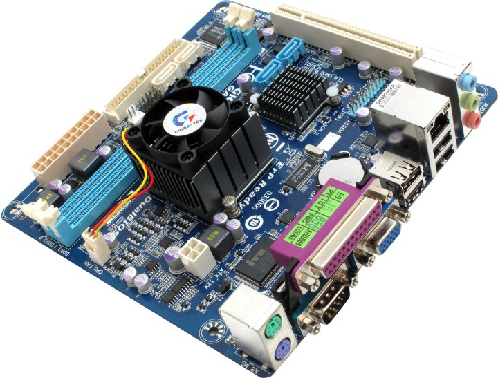 Gigabyte GA-D425TUD (rev. 1.x) Windows Vista 64-BIT