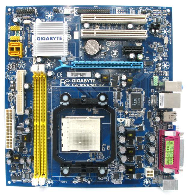 Gigabyte GA-M61VME-S2 NVIDIA MCP61 SATA RAID XP Windows 8 Drivers Download (2019)