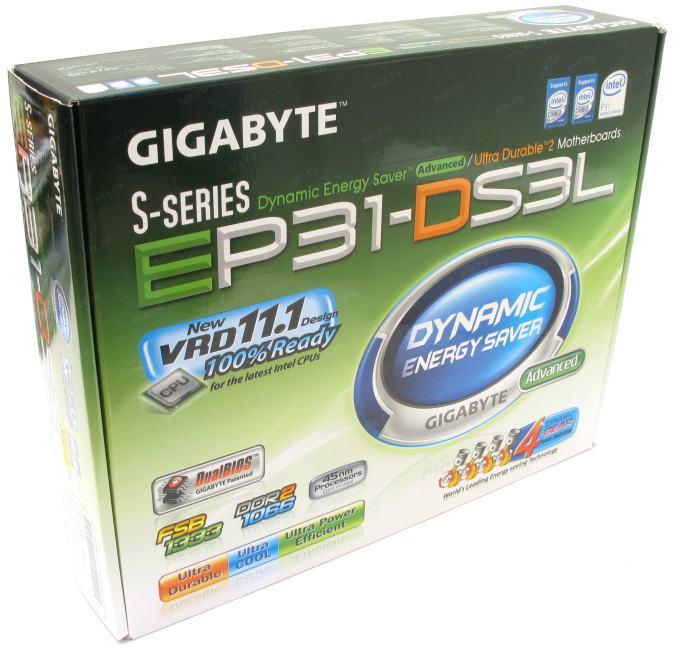 gigabyte ga p31 ds3l manual