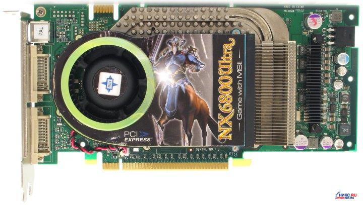 Купить видеокарту geforce 6800 ultra купить видеокарту компьютера цена