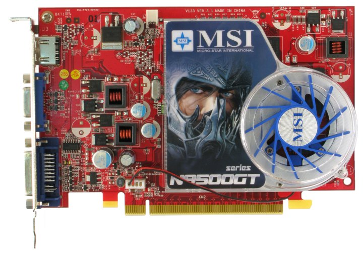 MSI N9500GT DRIVER DOWNLOAD