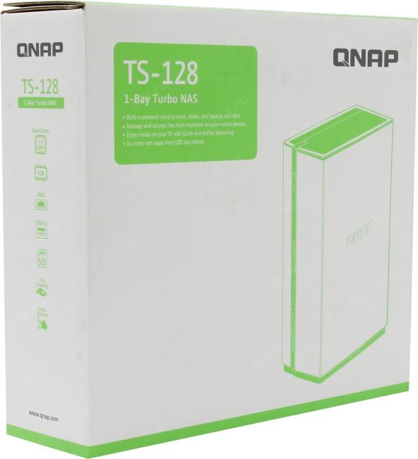 Сетевое хранилище QNAP TS-431+