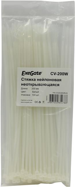 Стяжки нейлоновые 5bites 2.5x150mm (100шт) CV-150BK