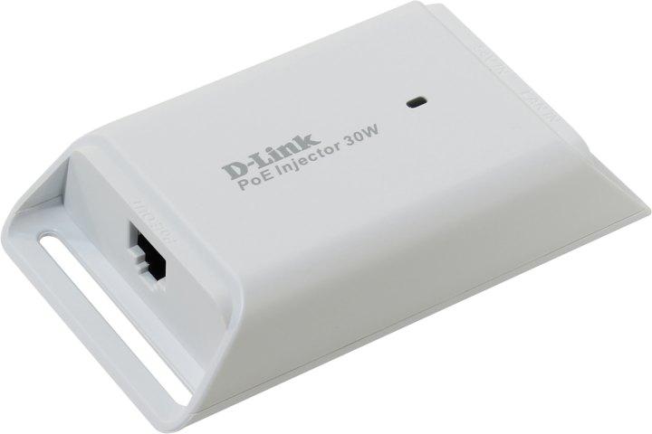 Инжектор PoE 802.3at Zyxel PoE12-HP Инжектор PoE 802.3at (30 Вт) для подачи электропитания по кабелю Gigabit Ethernet