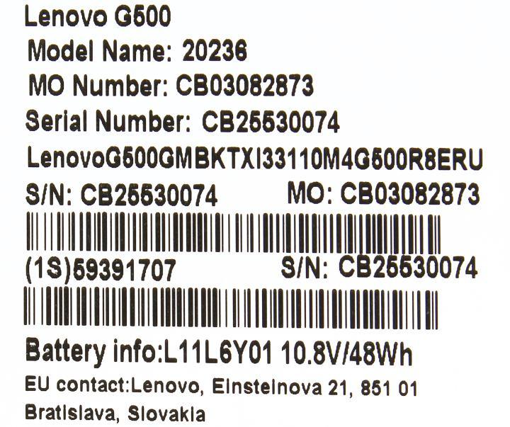 Драйвера для ноутбуков lenovo g500 для windows 7 64