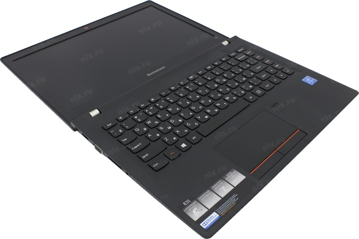 Ноутбук Lenovo E31-80 80MX00WJRK (Intel Core i5-6200U 2.3 GHz/4096Mb/500Gb/No ODD/Intel HD Graphics/Wi-Fi/Cam/13.3/1366x768/DOS)