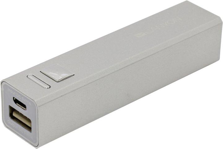 CANYON Portable Battery Charger (Power Bank) CNE-CSPB26W, вид основной
