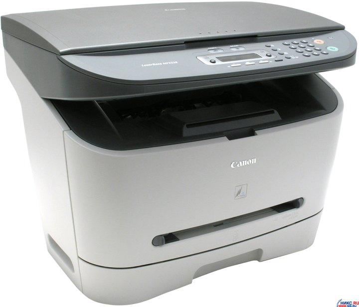 Драйвер для принтера Canon Laserbase Mf3228