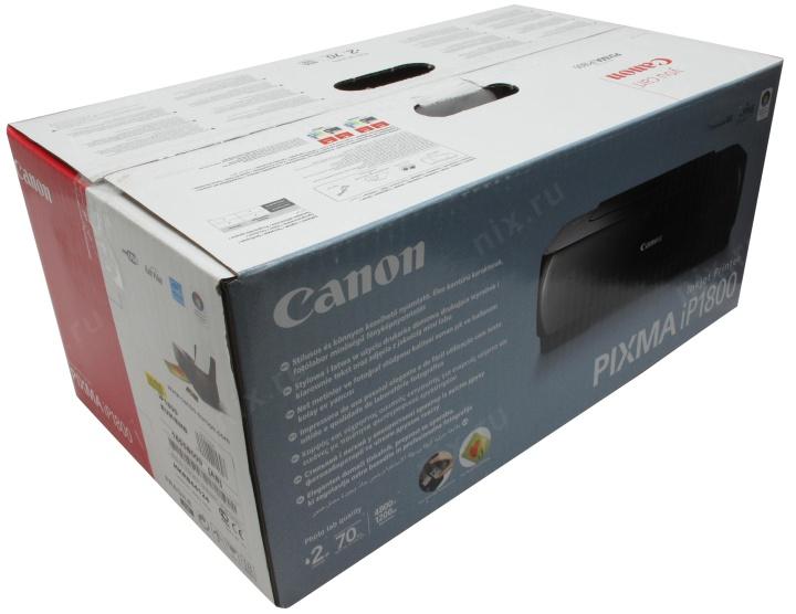 Canon Ip1800 Printer Driver For Mac