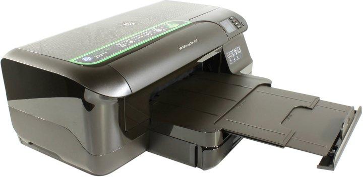 HP OfficeJet Pro 8100 ePrinter, вид основной