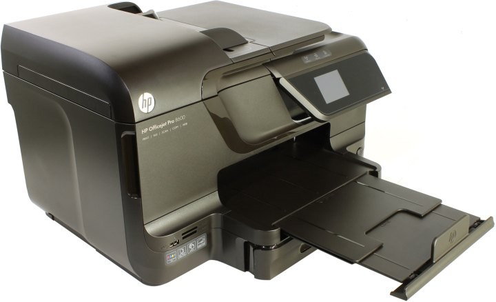 HP OfficeJet Pro 8600A (A911a) e-All-in-One, вид основной