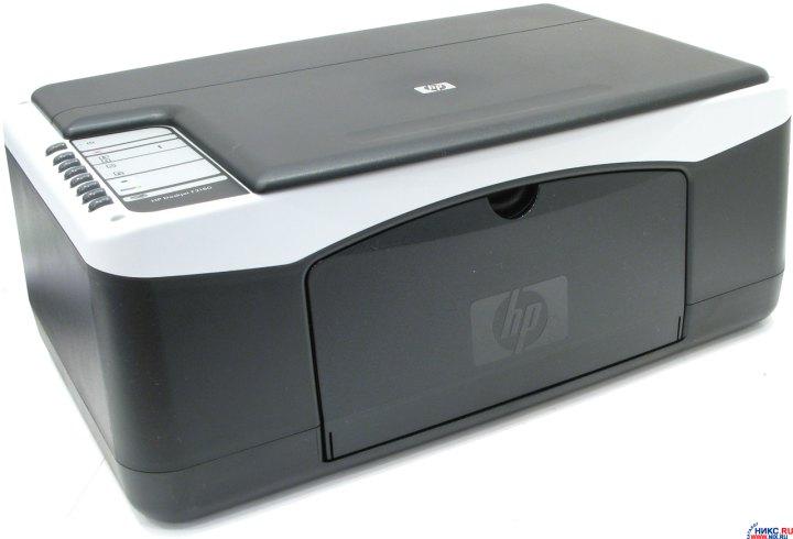 Принтер hp deskjet f2180 цена