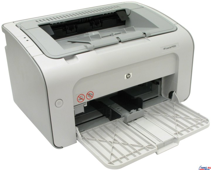 Скачать драйвер для принтера hp laserjet p1005