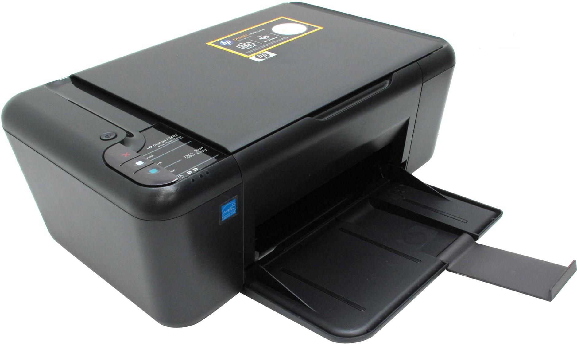 Драйвер для принтера hp deskjet f2483 скачать