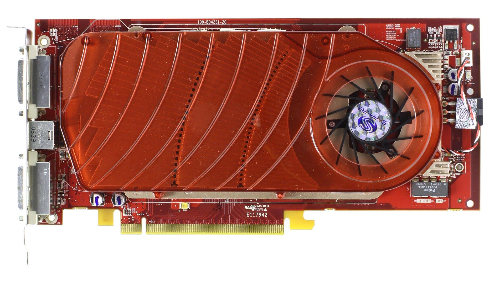 Dual DVI Video Card w//TV-Out PCIe ATI Radeon X1900GT 256MB GDDR3 PCI Express