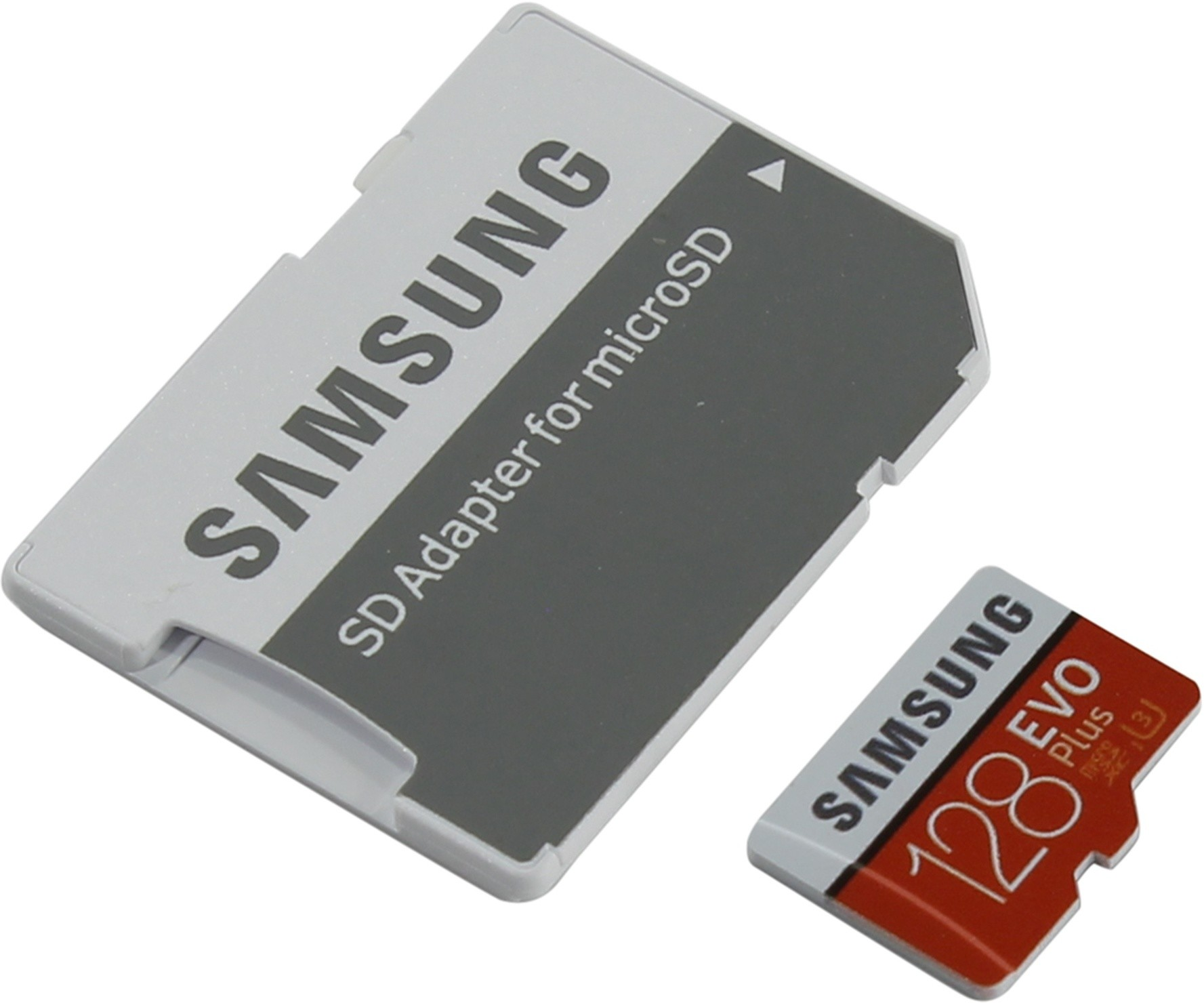 Sd Samsung Evo Plus Mb Mc128ga 128 Uhs I Class 3 U3 Micro Gb 10