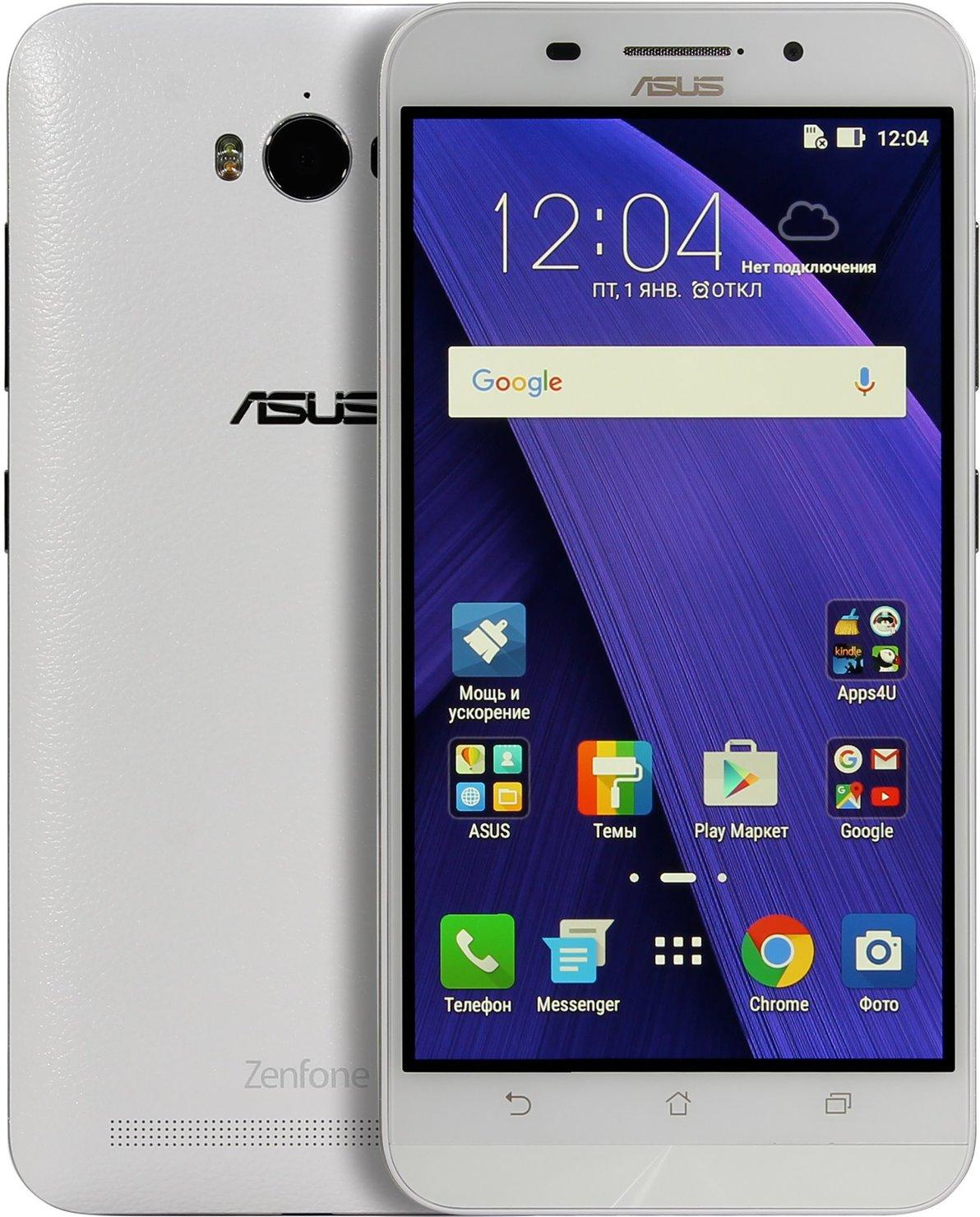 Asus Zenfone Max Zc550kl White 32 2 32gb Black