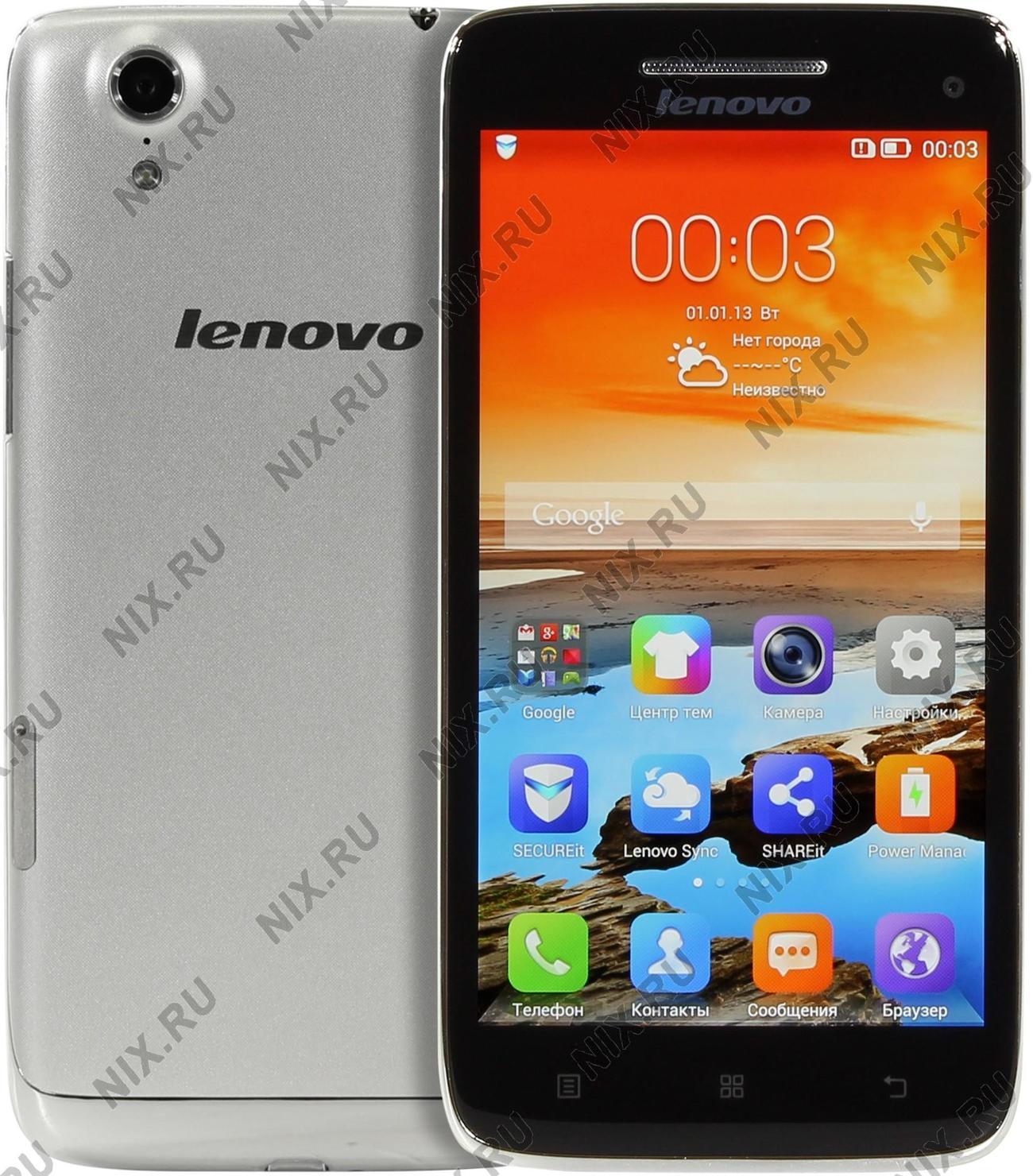 Lenovo Vibe X S960 With Corning Gorilla Glass