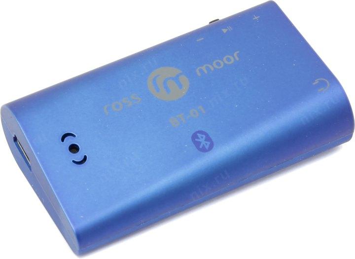 Колонка Ross&Moor Cutebeat Bluetooth White