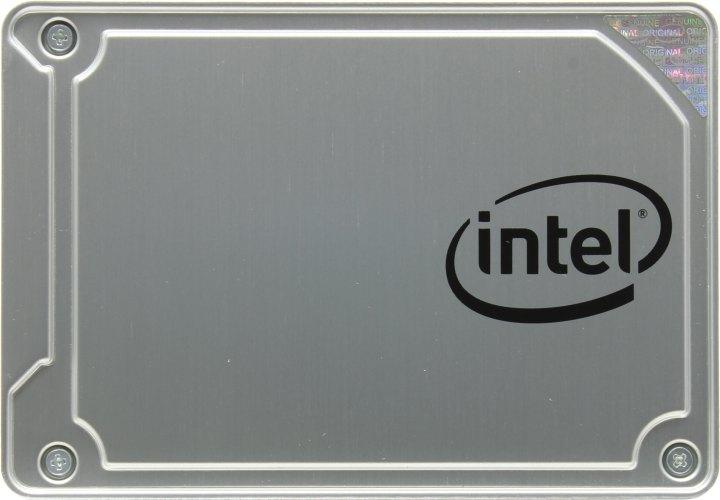 Intel 545s Series SSDSC2KW512G8X1, вид сверху