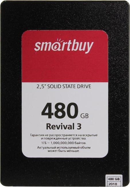 SmartBuy Revival 3 SB480GB-RVVL3-25SAT3, вид сверху
