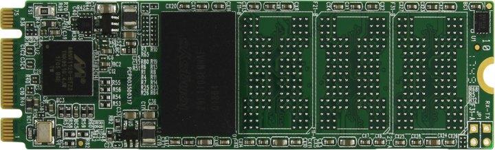 SmartBuy SSDSB128GB-LS40R-M2, вид сверху