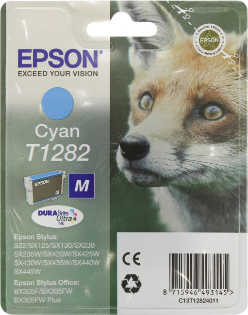 Картридж Epson Original T616300 Magenta