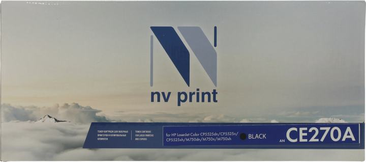 NV-Print CE270A, вид спереди
