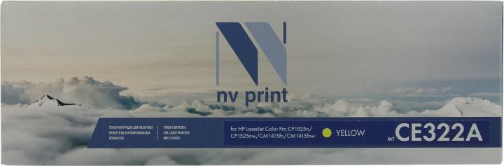 NV-Print CE322A, вид спереди
