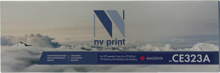 NV-Print CE323A, вид спереди
