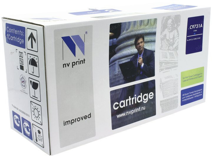 NV-Print C9731A, вид основной