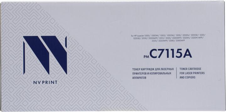 NV-Print C7115A (№15A), вид спереди