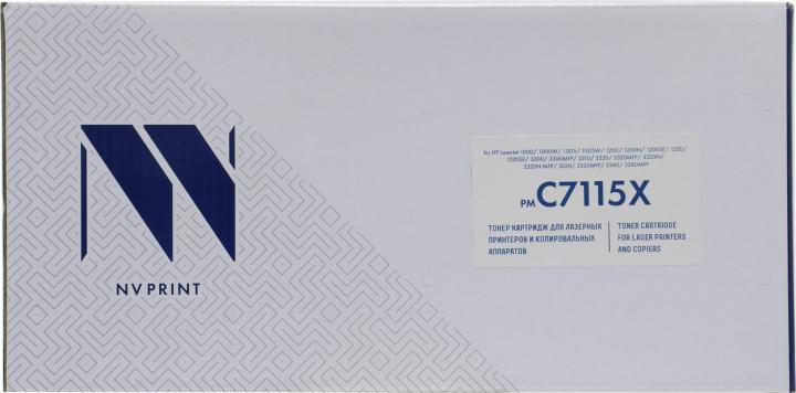 NV-Print C7115X (№15X) (экономичный), вид спереди