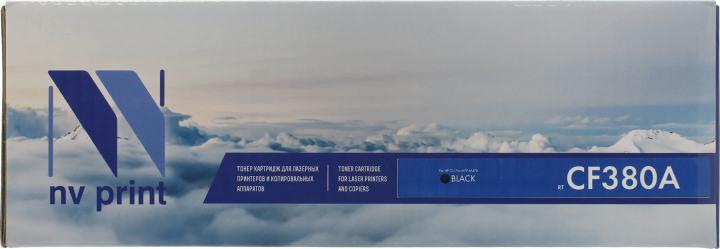 NV-Print CF380A, вид спереди