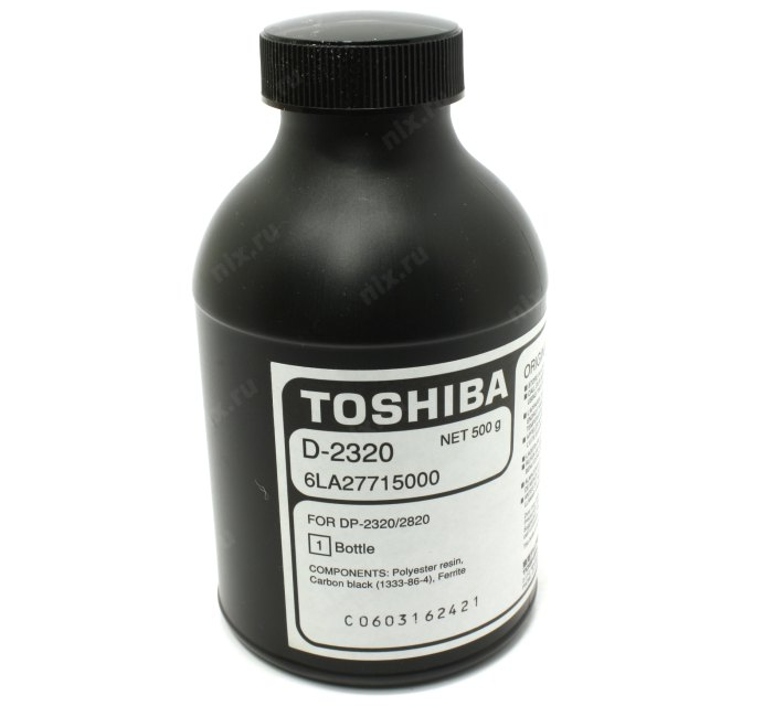 Девелопер Toshiba D-2320 для Toshiba DP-2320/2820 500 г