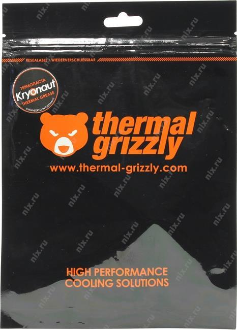 Thermal Grizzly Kryonaut <TG-K-001-RS-RU> Термопаста 1 г