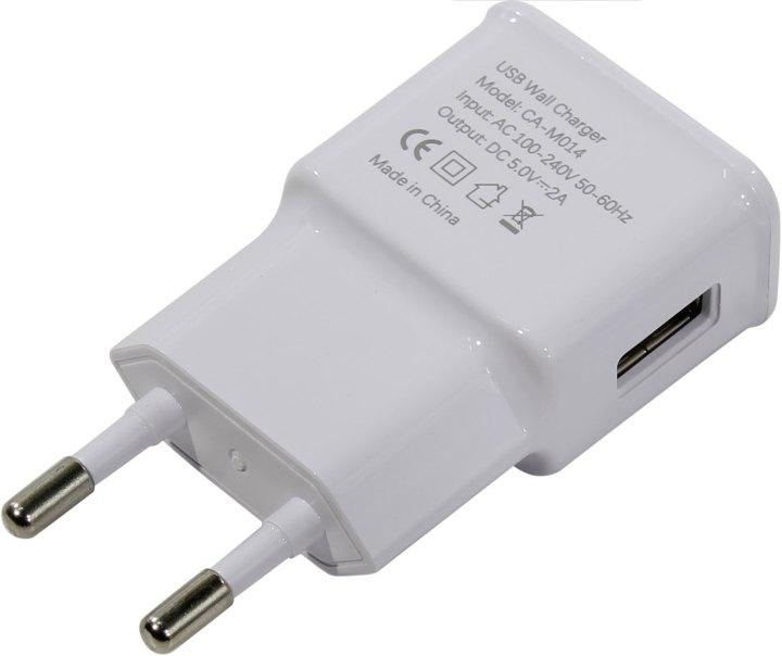 Зарядное устройство VCOM 2xUSB + Type-C CA-M080