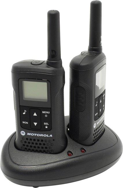 Motorola TLKR T60 Walkie Talkie Consumer Radio, вид основной