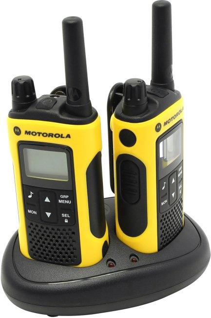 Motorola TLKR T80 Extreme Walkie Talkie Consumer Radio, вид основной