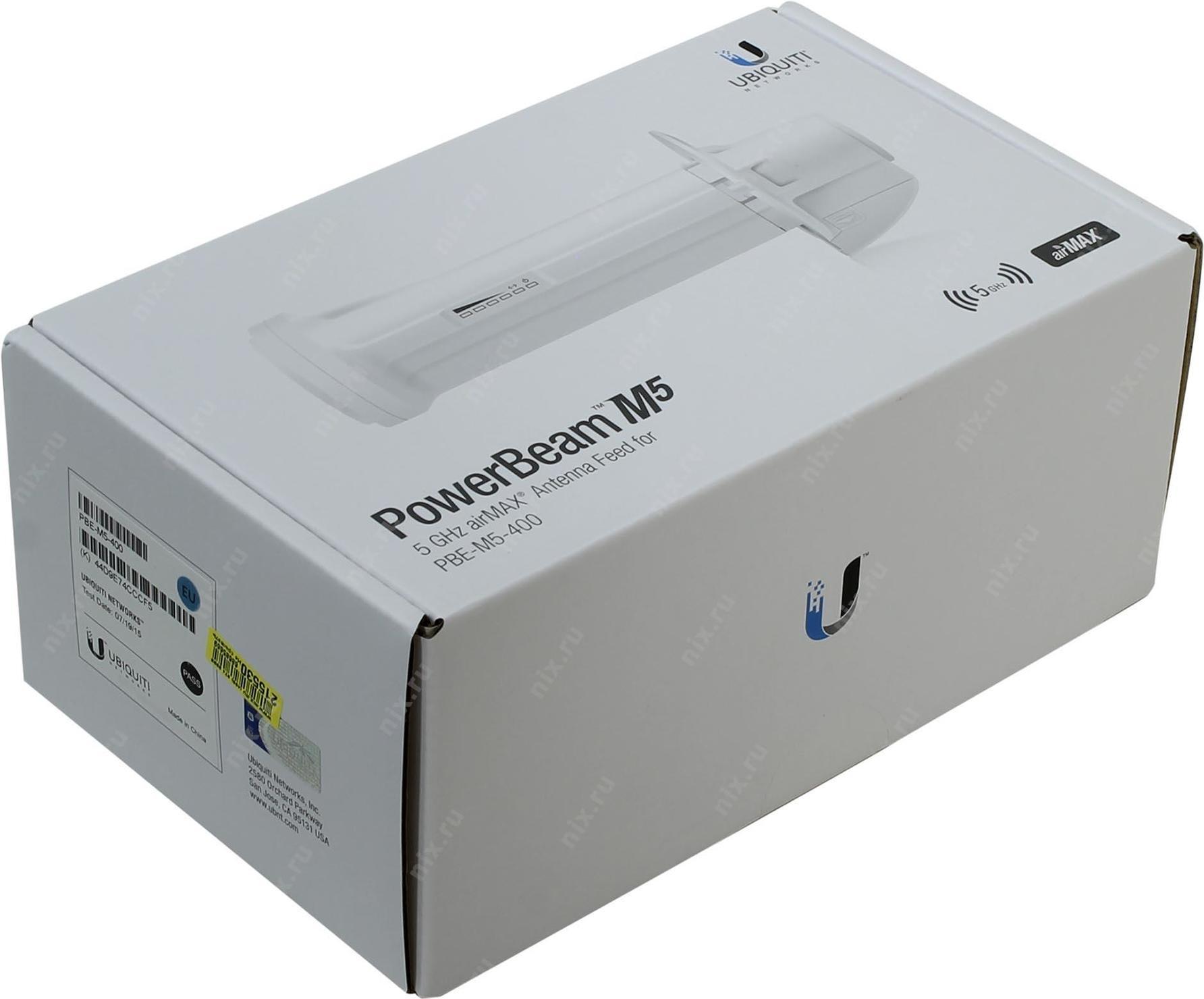 Ubiquiti Powerbeam M5 400 Power Beam Pbe