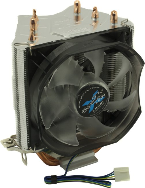 ZALMAN CNPS7X LED, вид основной
