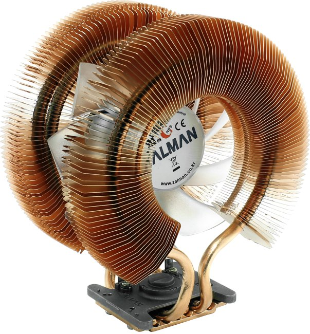 ZALMAN CNPS9900A LED, вид основной